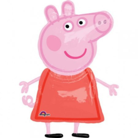 Peppa Pig airwalking ballon 121cm