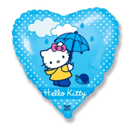 Hello Kitty folie ballon paraplu 45cm