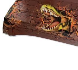 Jurassic dinosaurus tafelkleed 1,3mx1,8m