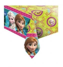 Frozen tafelkleed Anna en Elsa 120 x 180