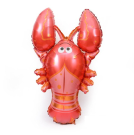 Krab folie ballon 25cm