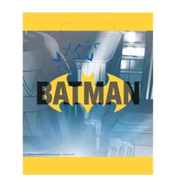 Batman feestzakjes plastic 8 stuks