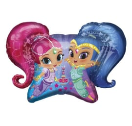 Shimmer and Shine folie ballon 78cm