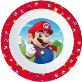Super Mario bordje diep 16cm