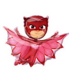 PJ Masks Owlette folie ballon 84cm