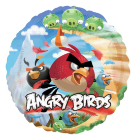 Angry Birds folie ballon 45cm