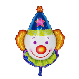 Folie ballon clown