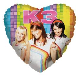 K3 folie ballon 46cm