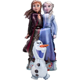 Frozen 2 airwalker ballon 1,5m