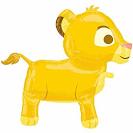 The Lion King Simba airwalking ballon