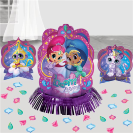Shimmer and Shine versiering set tafel