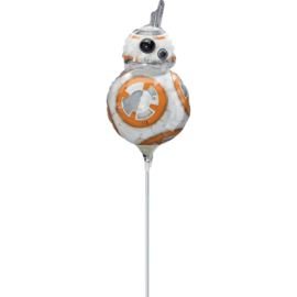 Star Wars folie ballon op stok 25cm