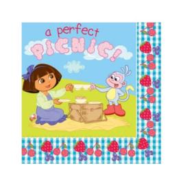 Dora servetten 16 stuks 33x33cm