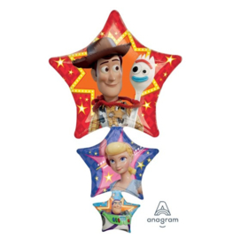 Toy Story 4 folie ballon 1,1m