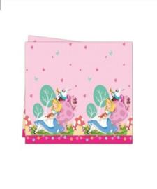 Alice in Wonderland tafelkleed 120x180cm
