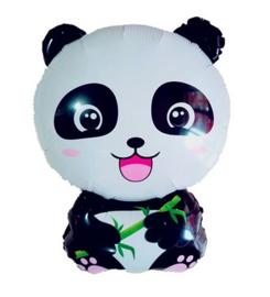 Panda folie ballon 60x40cm