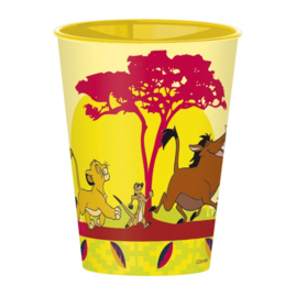The Lion King beker plastic 260ml