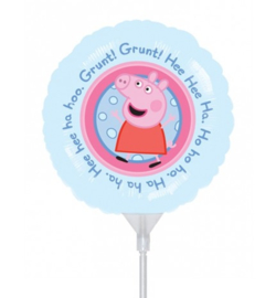 Peppa Pig ballon mini