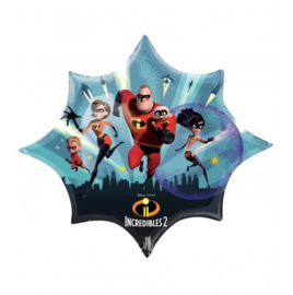 The Incredibles folie ballon 88cm