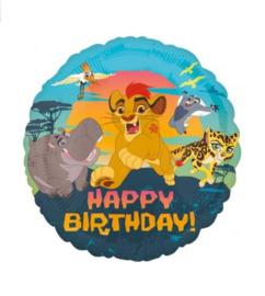 The Lion King folie ballon 43cm