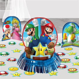 Super Mario versiering tafel set