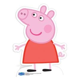 Peppa Pig figuur met standaard 80cm