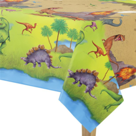 Dinosaurus tafelkleed 1,37m x 2,13m
