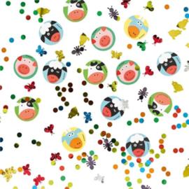 Boerderij confetti