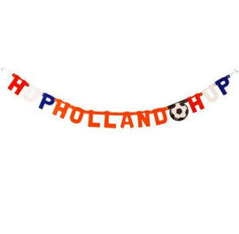 Hup Holland Hup oranje slinger