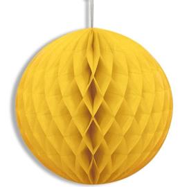 Honeycomb geel 20cm