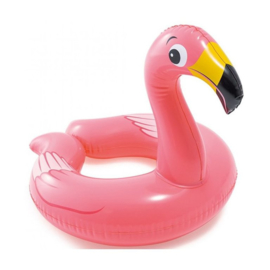 Flamingo opblaasbaar (zwemband) 76x55cm