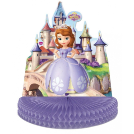 Sofia the first tafelversiering