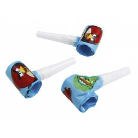 Angry Birds roltongen 6 stuks
