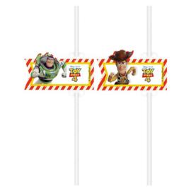 Toy Story rietjes 4 stuks