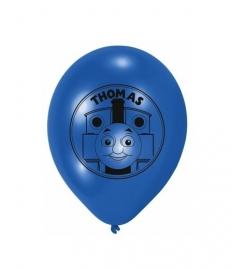 Thomas & friends ballonnen 6 stuks