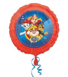 Paw Patrol folie ballon 43cm