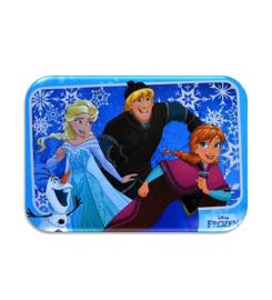 Frozen placemat Anna, Elsa en Kristoff
