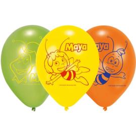 Maya ballonnen 6 stuks
