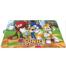 Sonic placemat 43x28cm
