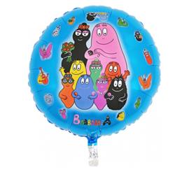 Barbapapa folie ballon 52cm