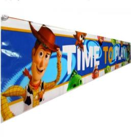 Toy Story banner verjaardag 3 stuks