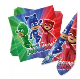 PJ Masks servetten 20 stuks