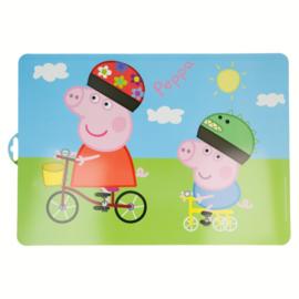 Peppa Pig placemat plastic 43x28cm