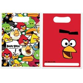 Angry Birds feestzakjes 8 stuks