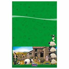 Shaun the sheep tafelkleed  130x180cm