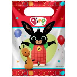 Bing konijn feestzakjes 8 stuks