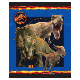 Jurassic World uitdeelzakjes 8 stuks
