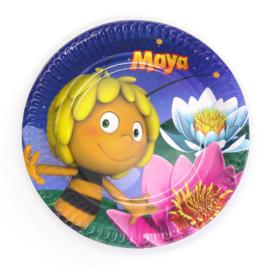 Maya borden 8 stuks 23cm