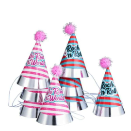 LOL Surprise mini feesthoedjes 8 stuks
