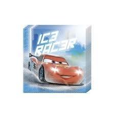 Servetten Cars Ice 20 stuks